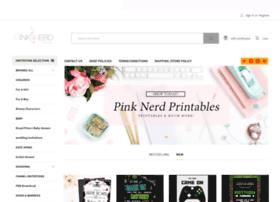 Pinknerdprintables.com thumbnail