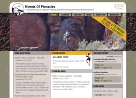 Pinnacles.org thumbnail