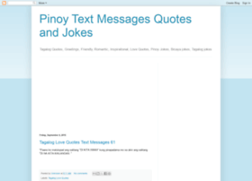 Pinoy-text.blogspot.com thumbnail
