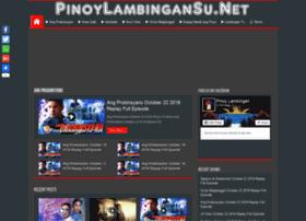 Pinoylambingansu.net thumbnail