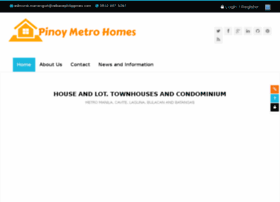 Pinoymetrohomes.net thumbnail