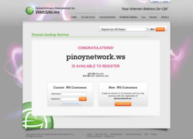 Pinoynetwork Ws At Wi Website Ws Your Internet Address For Life Learn more about pinoynetwork or see similar websites. website informer informer technologies inc