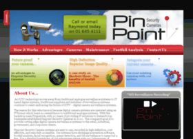 Pinpointsecuritycameras.ie thumbnail