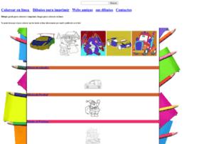 Pintar-colorear-dibujos.com thumbnail