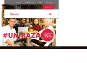 Pintar.unirazak.edu.my thumbnail