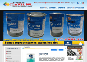 Pinturasclavel.com.bo thumbnail