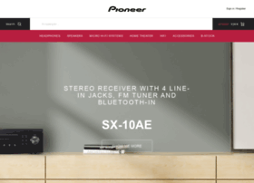 Pioneer-audiovisual.eu thumbnail