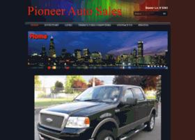 Pioneerautosales.ca thumbnail