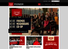 Pioneercoop.ca thumbnail