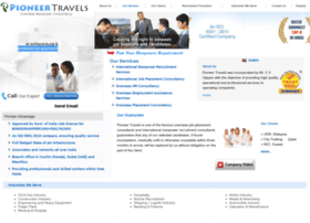 Pioneerglobalrecruitment.com thumbnail