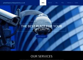 Piranhasecuritysystems.co.uk thumbnail