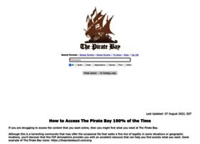 Pirate-bays.net thumbnail