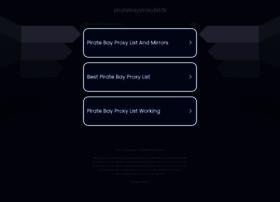 Piratebayproxylist.tk thumbnail
