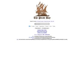 Pirateproxy.earth thumbnail
