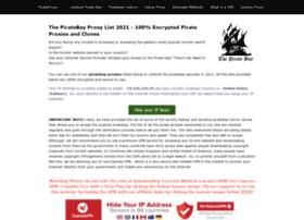 Pirateproxy.tk thumbnail