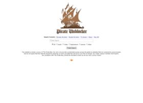 Pirateunblocker.me thumbnail