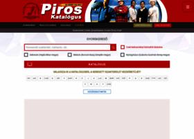 Piroskatalogus.hu thumbnail