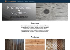 Pisos-madera.mx thumbnail