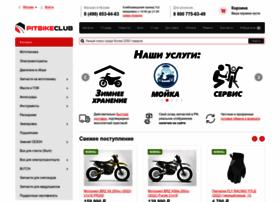 Pitbikeclub.ru thumbnail