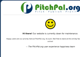 Pitchpal.org thumbnail