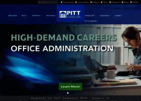 Pittcc.edu thumbnail