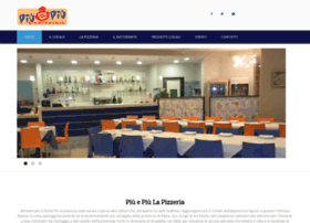 Piuepiulapizzeria.it thumbnail