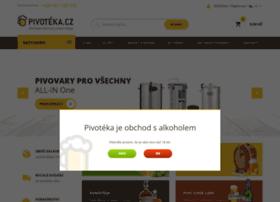 Pivoteka.cz thumbnail