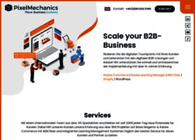 Pixelmechanics-dev.de thumbnail