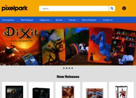 Pixelpark.co.nz thumbnail
