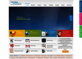 Pixelsinfotech.com thumbnail