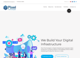 Pixeltechnologies.in thumbnail