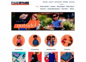 Pixiefaire.com thumbnail
