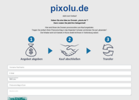 Pixolu.de thumbnail