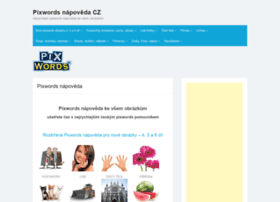 Pixwords-napoveda-cz.cz thumbnail