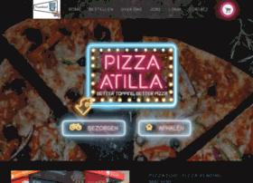 Pizza-atilla-zele.be thumbnail