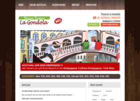 Pizza-lagondola.at thumbnail
