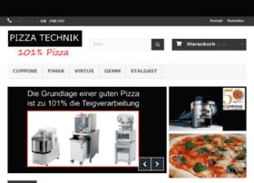 Pizza-technik.de thumbnail