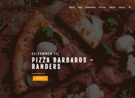 Pizzabarbaros.dk thumbnail