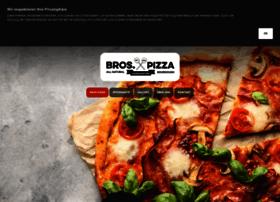 Pizzabros.at thumbnail