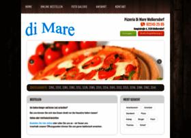 Pizzadimare.at thumbnail
