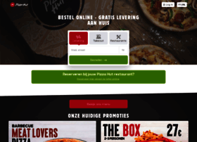 Pizzahut.be thumbnail