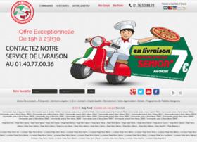 Pizzalivraisonparis.fr thumbnail