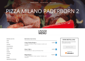 Pizzamilano-paderborn-2.de thumbnail