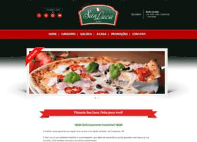 Pizzariasanluca.com.br thumbnail