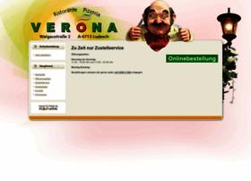 Pizzeriaverona.at thumbnail