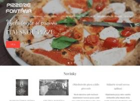 Pizzeriefontana.cz thumbnail