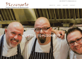 Pizzorante.co.uk thumbnail