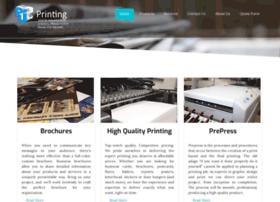 Pjprinting.com thumbnail