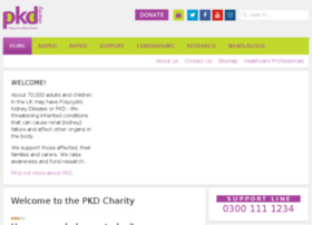Pkdcharity.org.uk thumbnail