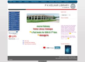 Pkklib.iitk.ac.in thumbnail